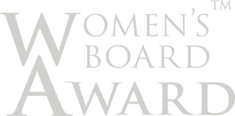Women's Board Award Logo