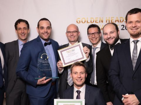 Sieger der Golden Headset Awards