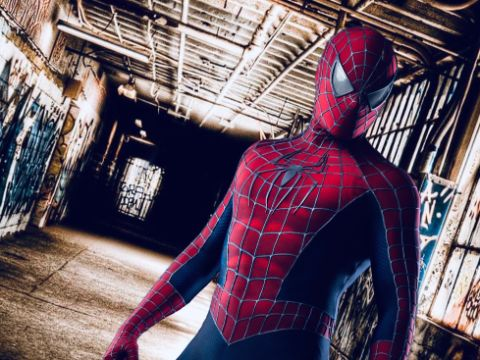 Spider-Man Cosplay