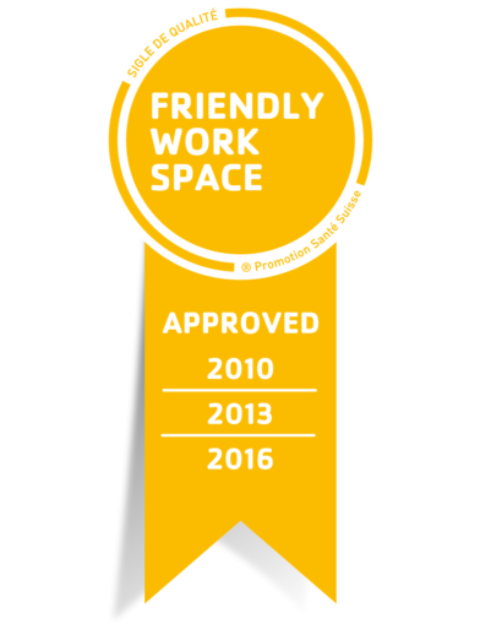 Label Friendly Workspace Approved 2010, 2013, 2016