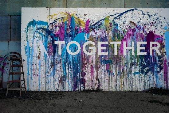 wall together