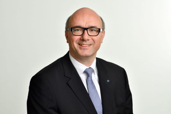 Michael Müller, CEO Basler Switzerland