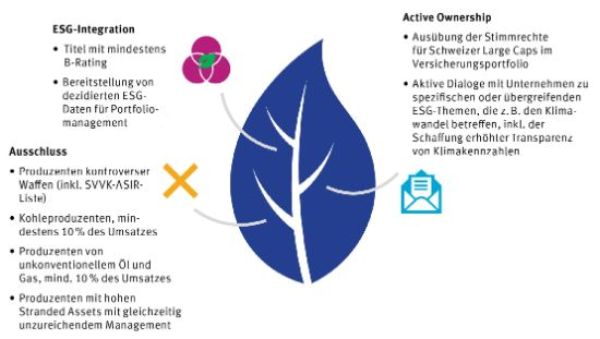 Responsible Investment Darstellung