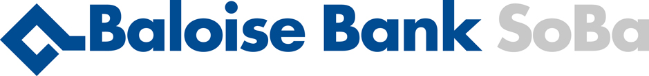 Logo Baloise Bank SoBa blue