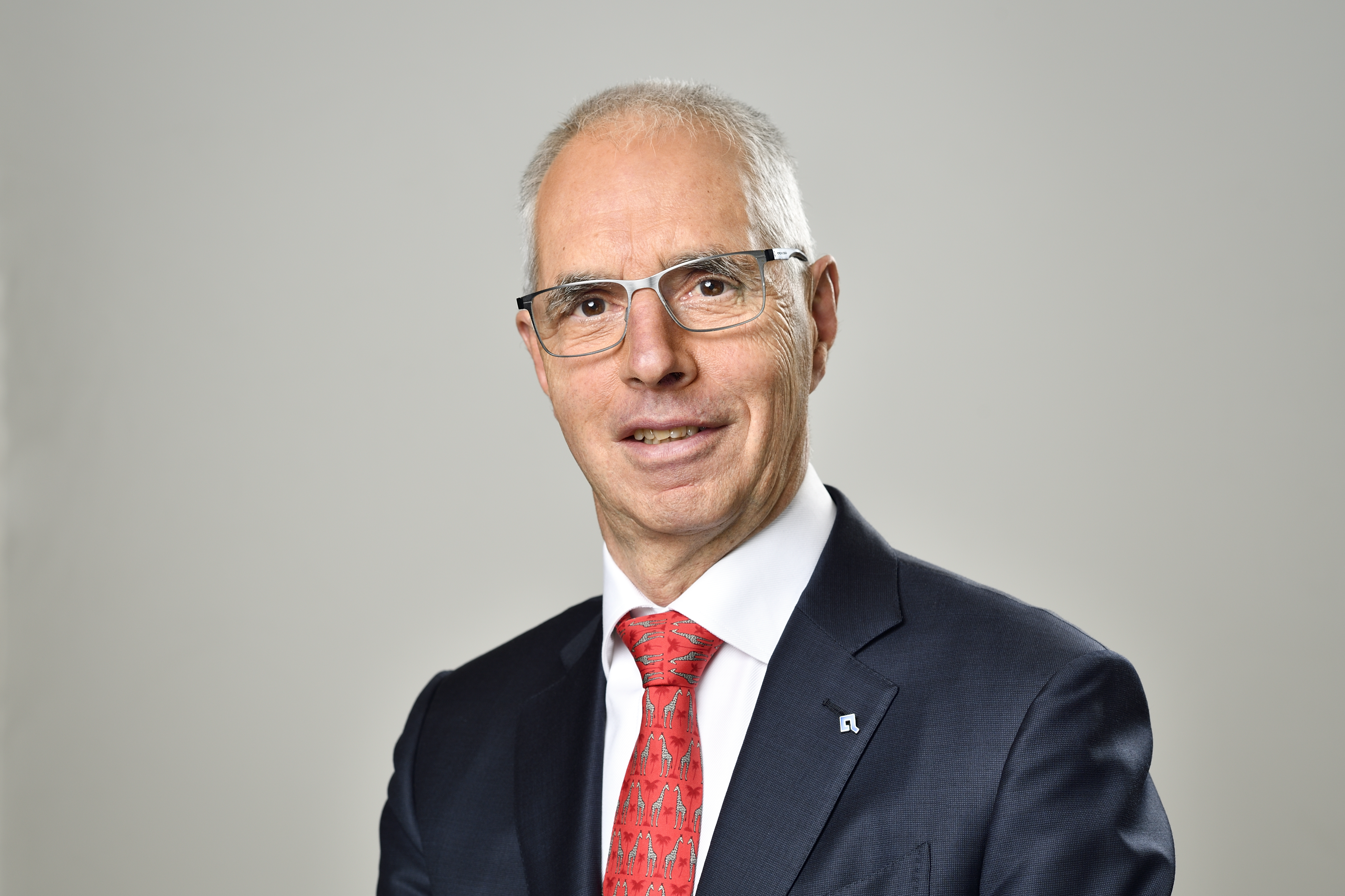 Dr Andreas Beerli, Vice-Chairman