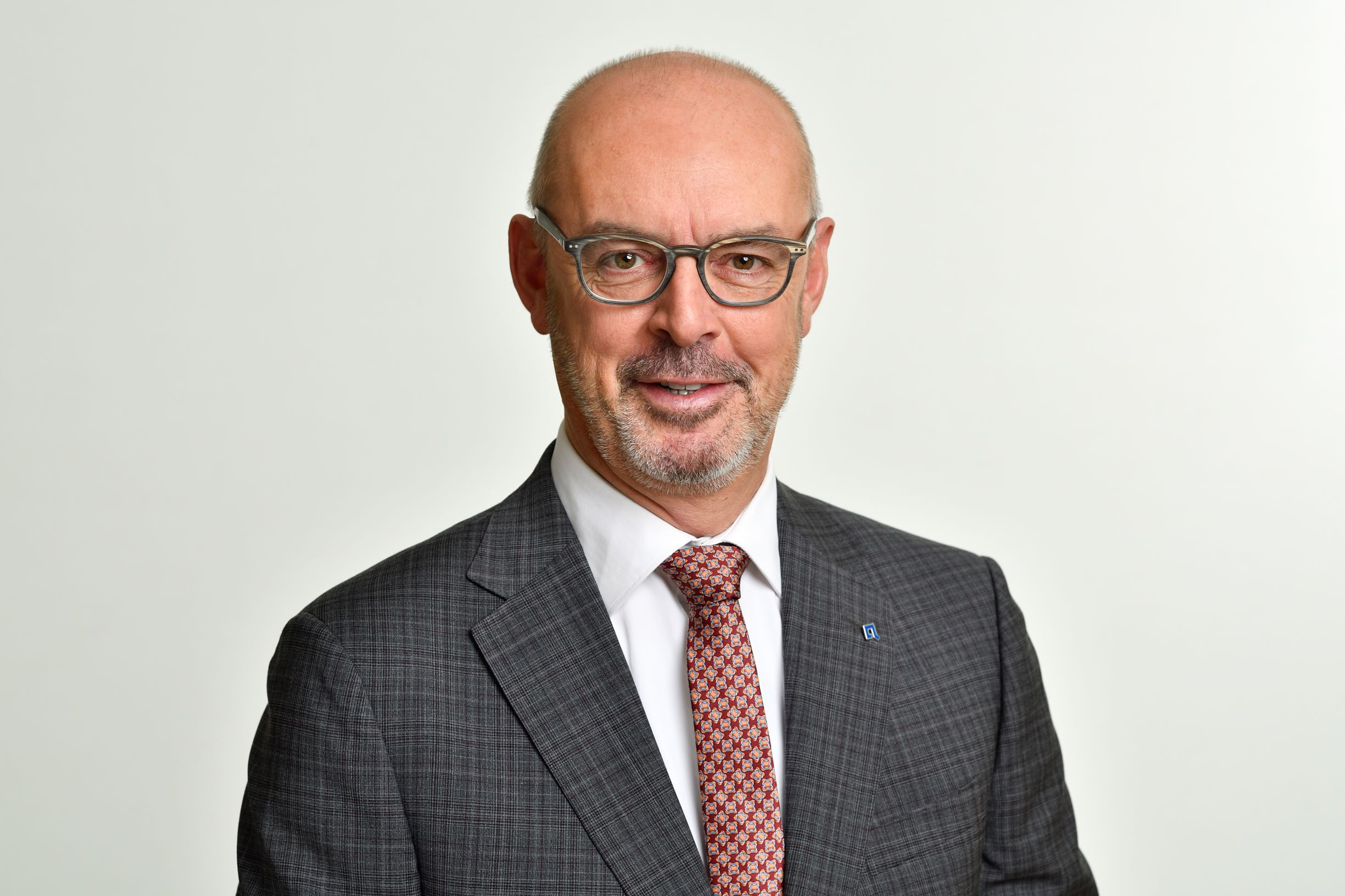 Gert De Winter, President of the Corporate Executive Committee of Baloise Group (Group CEO)